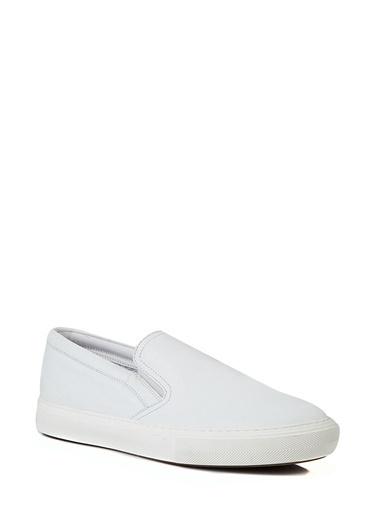 TWN Klasik Ayakkabı Beyaz